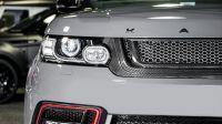 LE — решетка радиатора из композитного карбона (Range Rover Sport 2014)