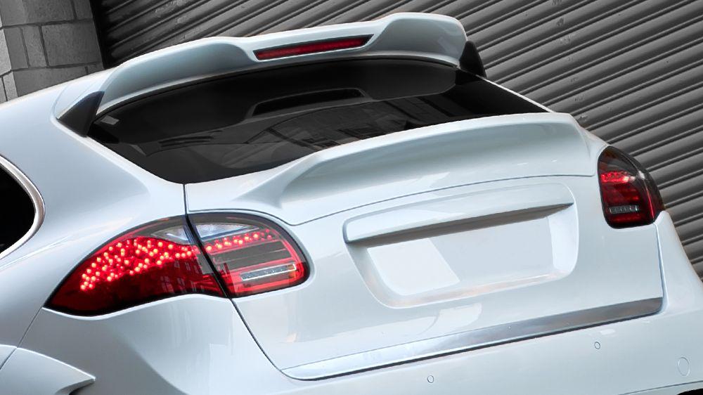 Спойлер крышки багажника (Porsche Cayenne)