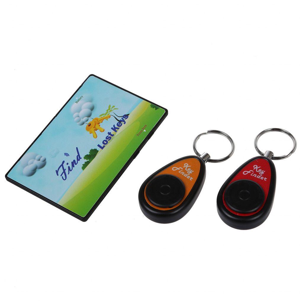 Радиобрелок с пультом ДУ для поиска ключей Electronic Key Finder, 2 шт.