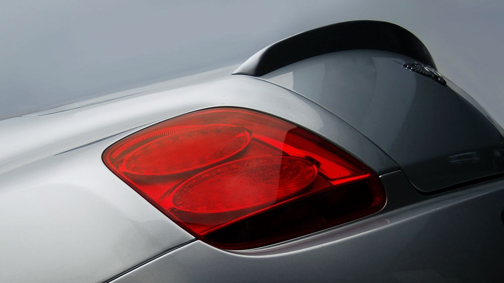 Спойлер крышки багажника (Bentley Continental)