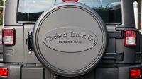 Жесткий чехол на запасное колесо (Land Rover Defender)