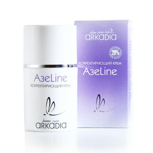 Корректирующий крем АзеLine, 50 мл