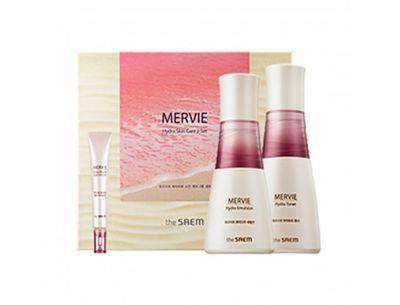 THE SAEM Mervie Набор для лица уходовый Mervie Hydra Skin care 2 set 150мл/130мл/30мл