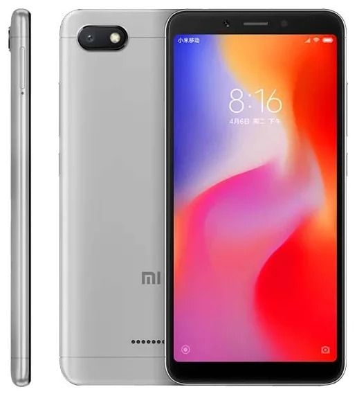 Xiaomi Redmi 6A 2/16GB(Asian Version)