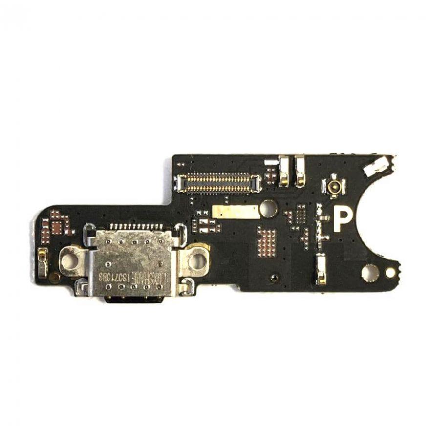 Нижняя плата с разъемом зарядки и микрофоном для Xiaomi Pocophone F1