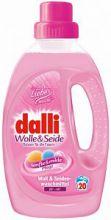 Dalli Wolle & Seide Бальзам для стирки шерстяных и шёлковых изделий 20 стирок 1,1 л