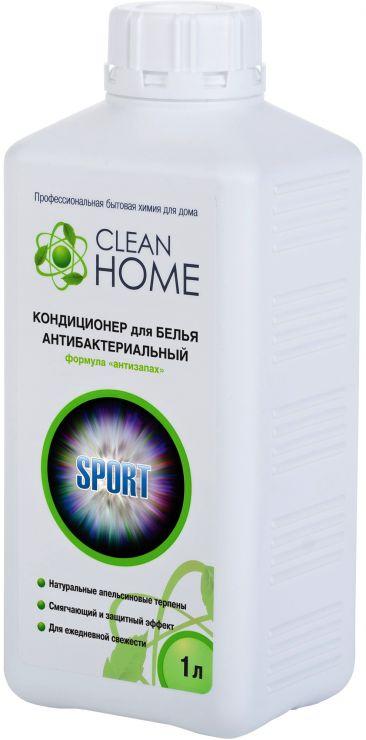 Clean Home Кондиционер для белья антибактериальный 1 л