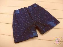 Джинсовые шорты идут с карманами. Окрас полотна сделан в оригинальном стиле с декоративным переходом