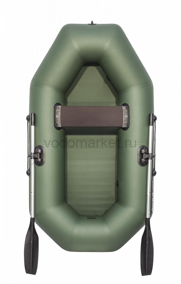 Аква-Оптима 220 (Лодка ПВХ)