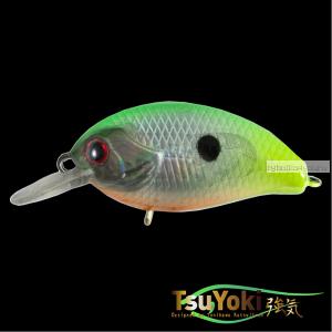 Воблер TsuYoki Agent 36F 36 мм /4,4 гр / Заглубление: 0 - 0,4 гр / цвет: 261