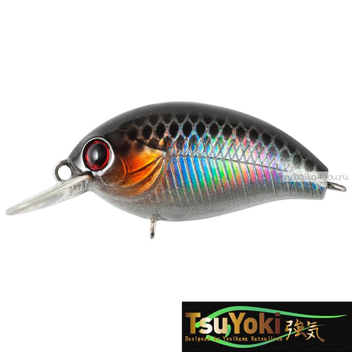 Воблер TsuYoki Agent 36F 36 мм /4,4 гр / Заглубление: 0 - 0,4 гр / цвет: 264