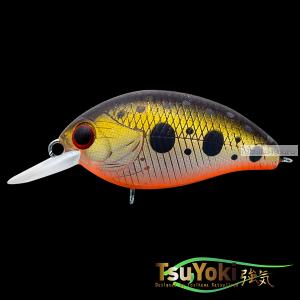 Воблер TsuYoki Agent 36F 36 мм /4,4 гр / Заглубление: 0 - 0,4 гр / цвет: 275