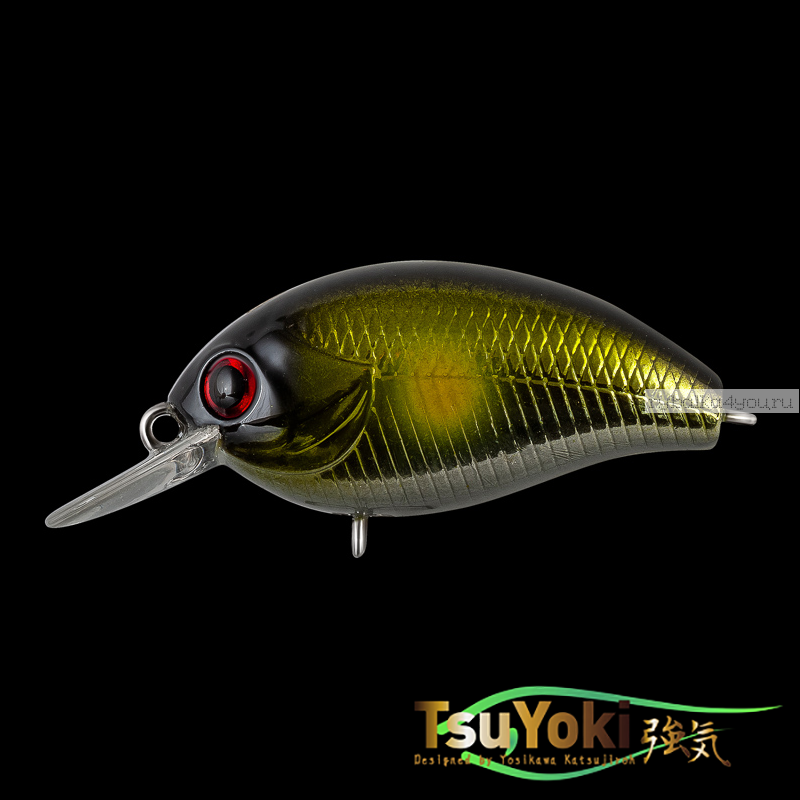 Воблер TsuYoki Agent 36F 36 мм /4,4 гр / Заглубление: 0 - 0,4 гр / цвет: Z167
