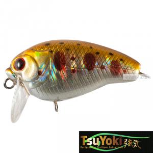 Воблер TsuYoki Agent SSR 36F 36 мм / 5,5 гр / Заглубление: 0,1 - 0,2 гр / цвет: 027