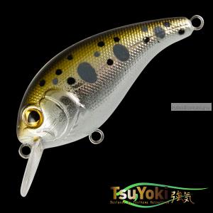 Воблер TsuYoki Comma 45F 45 мм / 5 гр / Загулбление: 0 - 0,8 м / цвет: 611