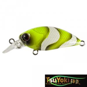 Воблер TsuYoki Fugaz 36F 36 мм / 3,2 гр / Заглубление: 0,1 - 0,3 м / цвет: 645