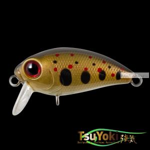 Воблер TsuYoki Fugaz SSR 36F 36 мм / 3,5 гр / Заглубление: 0,1 - 0,4 м / цвет: Z001