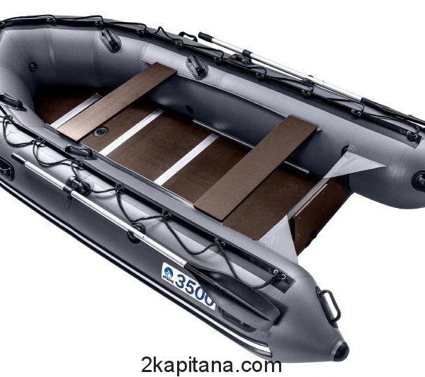 Лодка APACHE 3500 СК графит