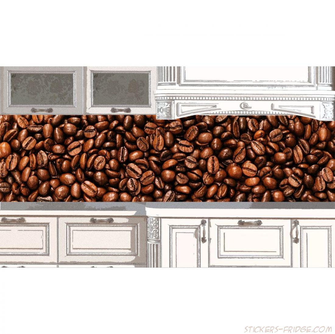 Фартук для кухни - Кофе