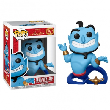 Фигурка Funko POP! Vinyl: Disney: Aladdin: Genie with Lamp 35757