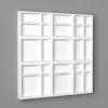 Декоративная Панель Orac Decor W104 Д45хШ3.6хВ45 см Лепнина из Полиуретана / Орак Декор