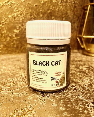 Ладан «Черная кошка» (Black Cat)