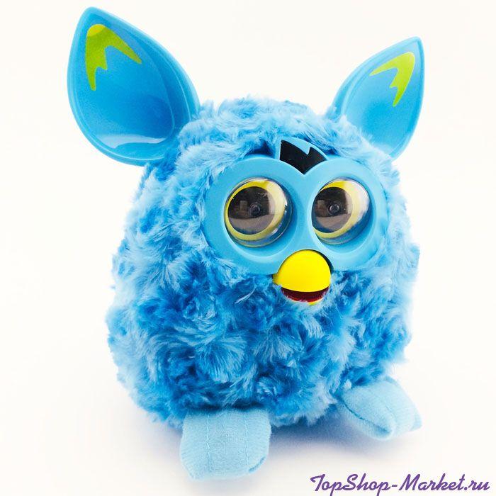 Ферби Пикси, Цвет: Синий