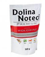 DOLINA NOTECI PREMIUM с говядиной 500г пауч
