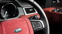 Обшивка рулевого колеса (Land Rover Discovery Sport)