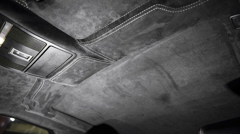 Обшивка потолка (Range Rover Evoque)