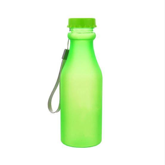 Бутылка Для Воды Bra Free, Цвет Салатовый