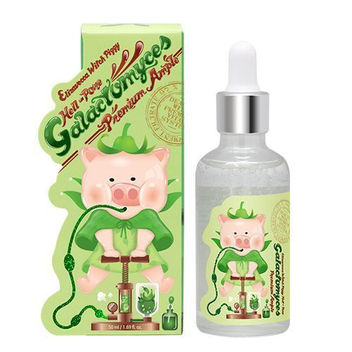 Увлажняющая сыворотка для лица ГАЛАКТОМИСИС Elizavecca  Witch Piggy Hell Pore Galactomyces Premium Ample.