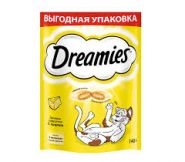 Дримс (Dreamies) с сыром 140г