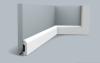 Плинтус Гибкий Orac Decor SX182F Д200xШ1.3xВ5 см Лепнина из Дюрополимера / Орак Декор