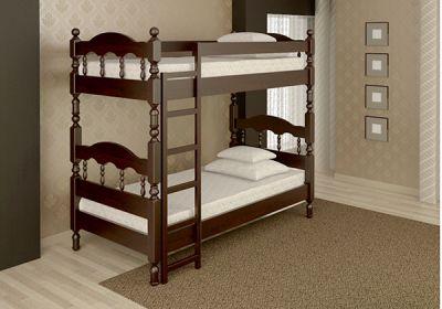 Кровать Дилес Точенка 2-х ярусная