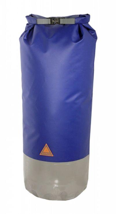Гермомешок Woodland Dry Bag 60 л, пвх, цвет синий