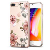 Чехол SGP Spigen Liquid Crystal Aquarelle для iPhone 7 Plus розы