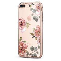Купить чехол SGP Spigen Liquid Crystal Aquarelle для iPhone 8 Plus розы