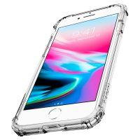 Купить чехол SGP Spigen Crystal Shell для iPhone 8 кристально-прозрачный