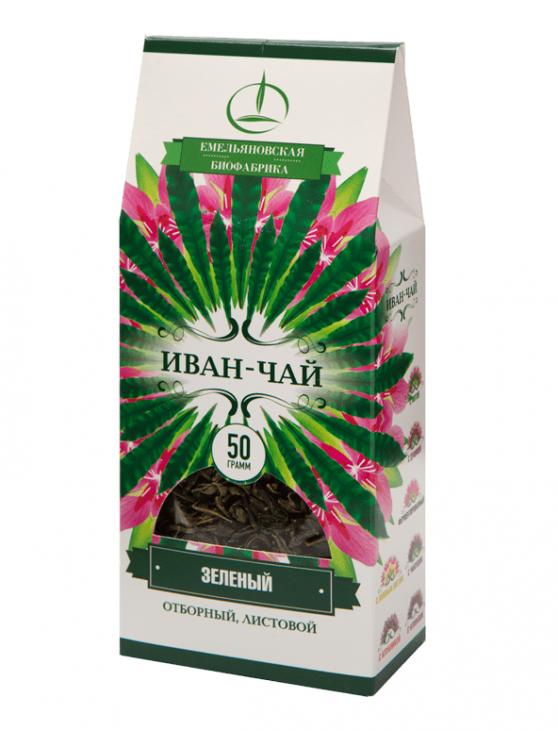 Иван-чай зеленый 50г