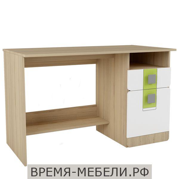 """Стол письменный """"Стиль 17"""" Лайм"""