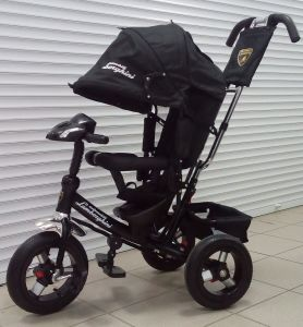 Велосипед lamborghini (сборка бесплатно)