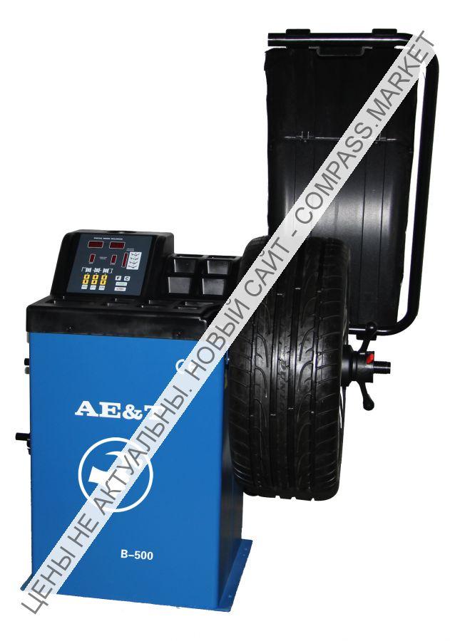 Балансировочный станок для легковых автомобилей B-500, AE&T (Китай)