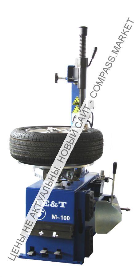 Шиномонтажный станок М-100 полуавтомат, AE&T