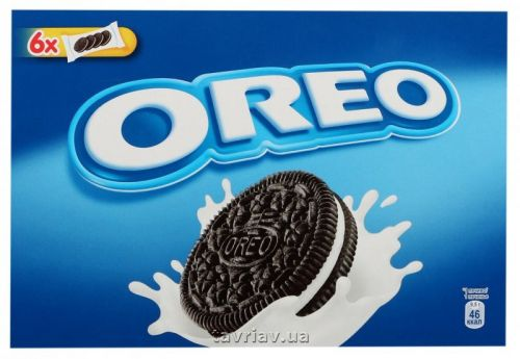 Печенье Орео 6 шт. 228 гр