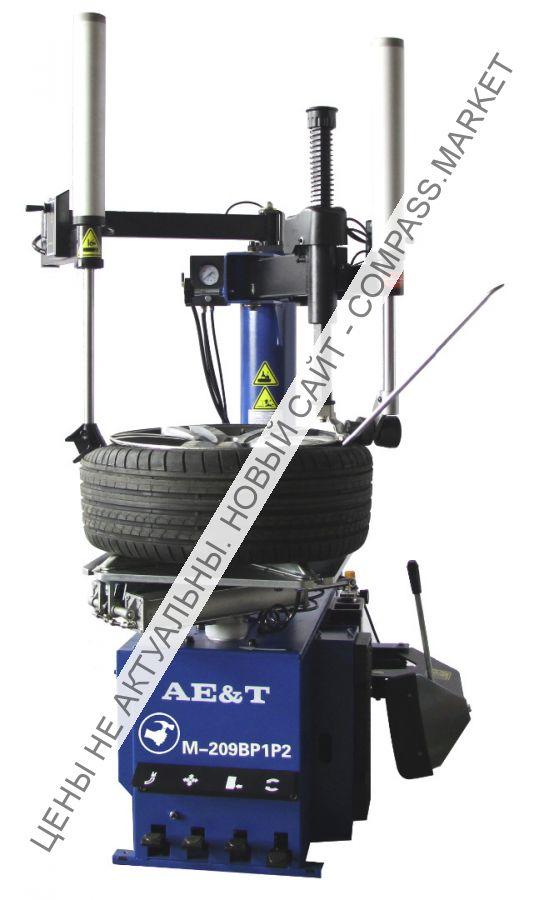 Шиномонтажный станок M-209BP1P2 полуавтомат с правой и левой руками AE&T