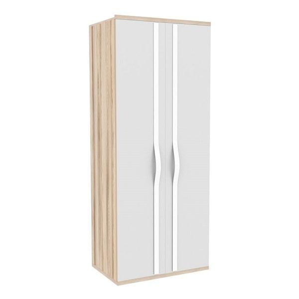 Шкаф «Марта» двухстворчатый с зеркалом (ЛД 124.025)