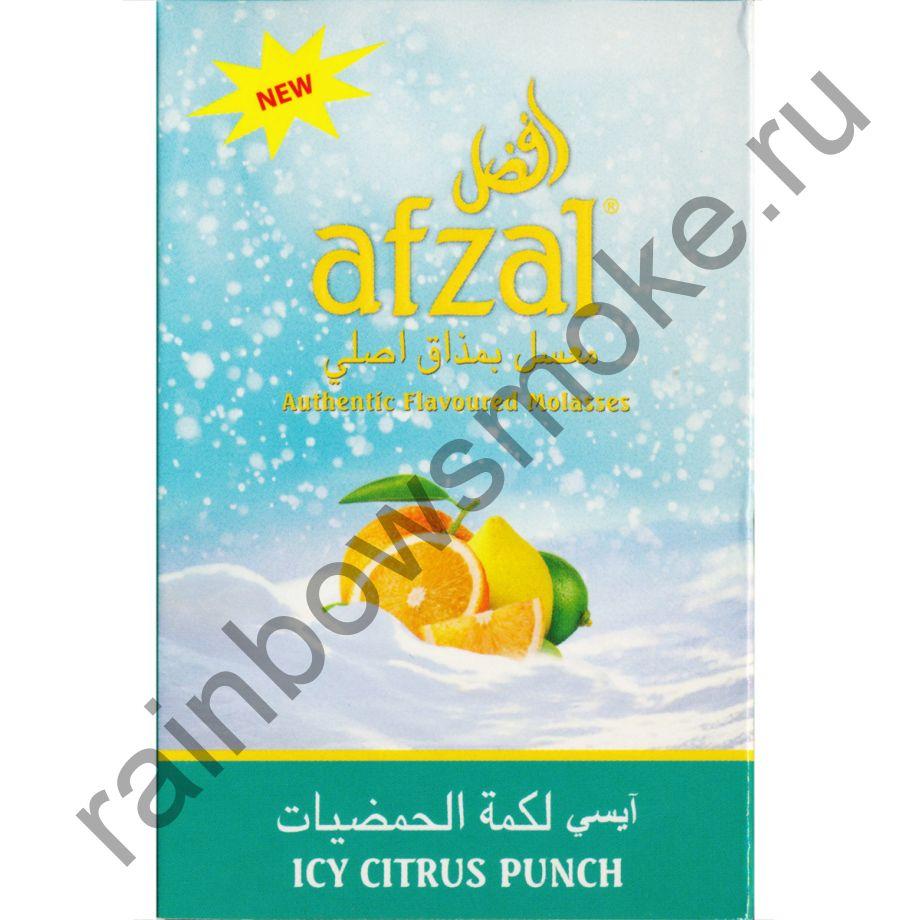 Afzal 50 гр - Icy Citrus Punch (Ледяной Цитрусовый Пунш)
