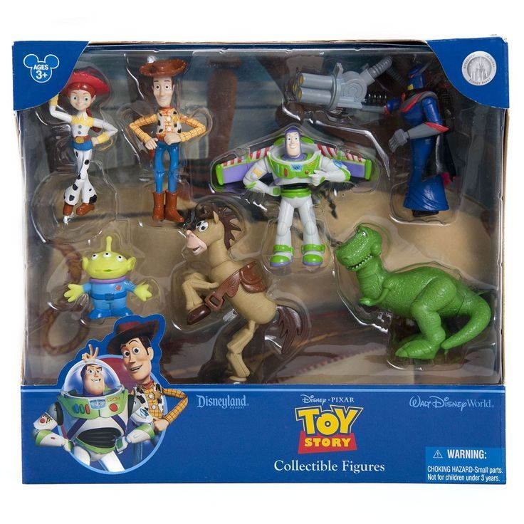 Набор фигурок История игрушек Toy Story  Дисней