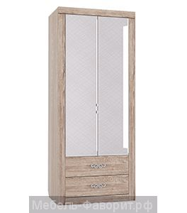 Шкаф с зеркалом Сан-ремо 8.2